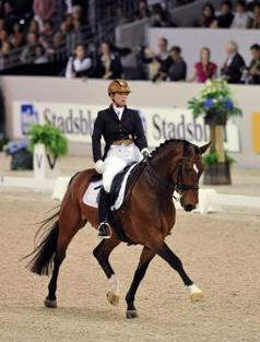 Isabel Werth's El Santo NRW Tests Positive For Cimetidine in Germany -- The Chronicle of the Horse | Fran Jurga: Equestrian Sport News | Scoop.it