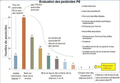 Pesticides perturbateurs endocriniens: la santé moins importante que l'économie! | Toxique, soyons vigilant ! | Scoop.it