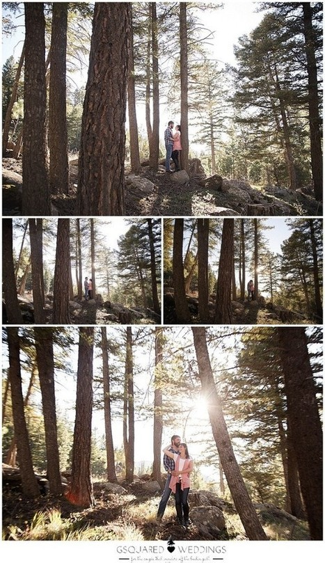 Featured Engagement | Amy & Jay | Helena, MT | GSquared Weddings | Weddings | Scoop.it
