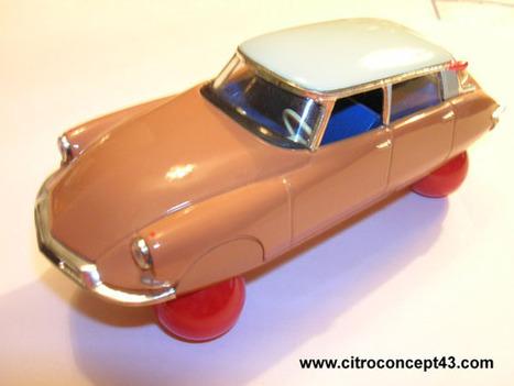 CITROËN DS sur ballons ! | Citroën DS Historiques | Scoop.it