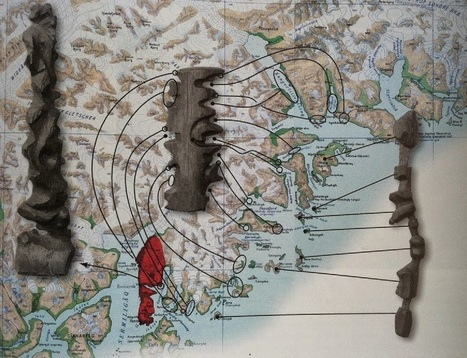 Inuit Cartography | CLOVER ENTERPRISES ''THE ENTERTAINMENT OF CHOICE'' | Scoop.it