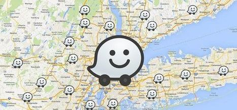 Waze : l'application enfin intégrée dans Google Maps - Reviewer | Webmapping | Scoop.it