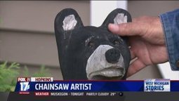 Chainsaw Artist Carves Masterpieces In Hopkins - Fox17 | Outdoor power equipment | Scoop.it