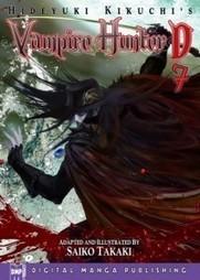 Manga in Minutes: Vampire Hunter D, Vol. 7 - Comic Book Resources | Dark Fantasy Media (TV, Books, Film, and more) | Scoop.it