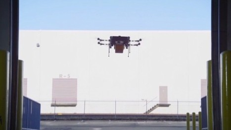 Amazon says drone deliveries are the future | Future Retail Technologies | Scoop.it