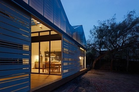 Sustainable house reduction by Make Architecture | sustainable architecture | Scoop.it