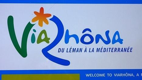 Lundi 07 mai 2012 : autour de la Via Rhôna | ViaRhôna à vélo, du Léman à la Méditérranée | Scoop.it
