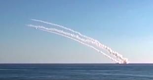 Siria, la Russia lancia missili da un sommergibile nel Mediterraneo: ecco il video   La Grande Guerra (la III^)   Scoop.it