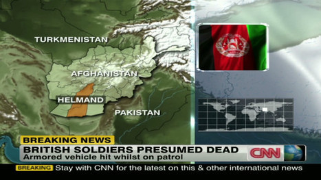 UK identifies 6 soldiers missing, feared dead in Afghanistan | Highlights News Of The World | Scoop.it