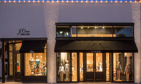 J.CREW SEES REVENUE AND SALES DECREASE IN FIRST QUARTER | Fashion Law and Business | Scoop.it