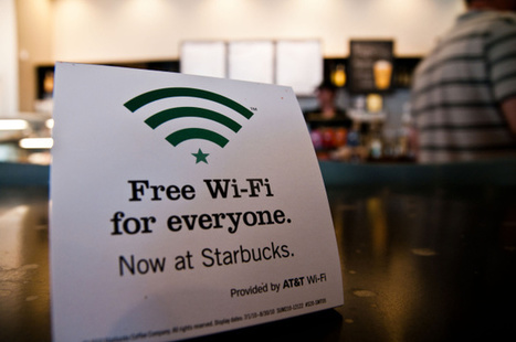 Even with a VPN, open Wi-Fi exposes users | Bring Your Own Device | Scoop.it