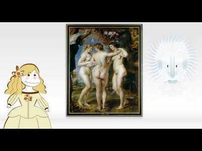 Obra Comentada: Las tres Gracias, de Rubens | Mitología clásica | Scoop.it