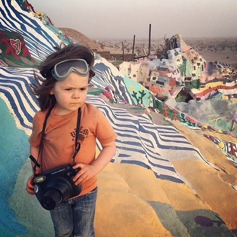The Photography of 4-Year-Old Hawkeye Huey, Son of Nat Geo Photographer Aaron Huey | I Can Do That! | Scoop.it