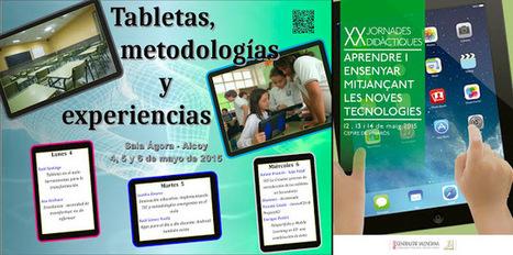 Innovación en el aula con TIC y metodologías emergentes. Alcoi-Vinaròs, mayo de 2015. ~ Investigando las TIC en el aula. | Activismo en la RED | Scoop.it