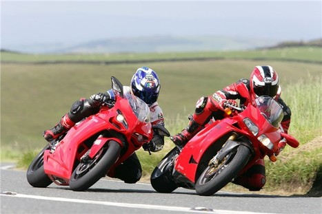 Splitting Heirs: Ducati 998 v 1098 | Ducati & Italian Bikes | Scoop.it
