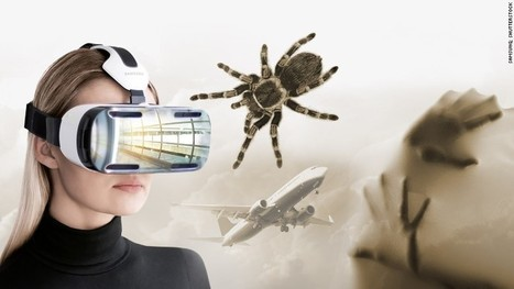 Afraid of Spiders? Try Virtual Reality | 3D Virtual-Real Worlds: Ed Tech | Scoop.it