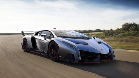 Holy Hell, Look At The New $3.9 Million Lamborghini Veneno | What Surrounds You | Scoop.it