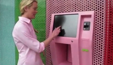 Le premier distributeur automatique de cupcakes installé à Los Angeles | Cupcakes, Muffins & Co | Scoop.it