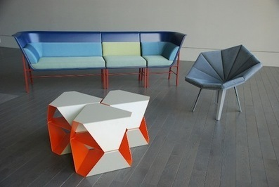 Cross Campus Collaborations: The Granoff Furniture Project | Déco Design | Scoop.it