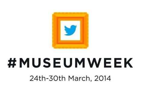 #MuseumWeek: il museo in 140 caratteri. Così ti racconto l'arte in un tweet - Wired | Arts marketing | Scoop.it