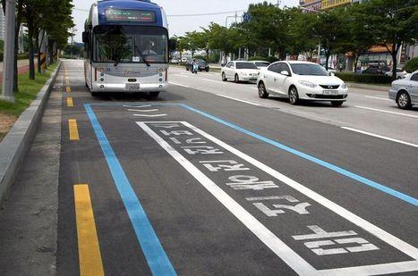 Bus sans fil: une route pavée d'accus | Wireless Power | Scoop.it