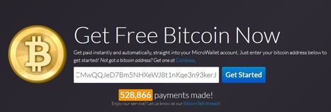 Visit Bit Bitcoin free for navigate on website ~ Earn free Bitcoins quickly | Earn free Bitcoins Euros and Dollars | Scoop.it