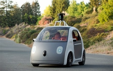 Half of Britons unwilling to be passengers in Driverless Cars | Technology in Business Today | Scoop.it