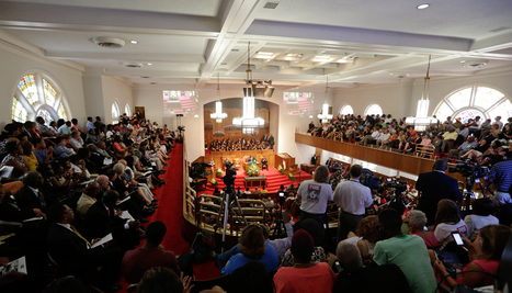 Birmingham remembers 4 little girls 50 years after infamous church bombing | IB English 12 Resources | Scoop.it
