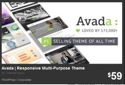 Las mejores plantilles web WordPress en Themeforest - Clickam | Clickam - Marketing Online | Scoop.it