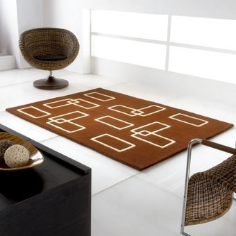 Alfombra moderna Intersection de Carving - OcioHogar.com | Muebles de diseño moderno | Scoop.it