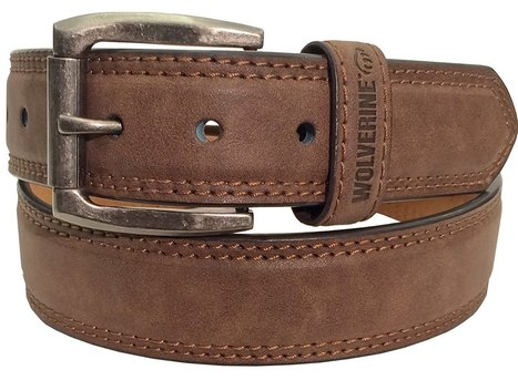 Top 20 Best Men's Dress Leather Belts 2017 - 2018 on Flipboard   Gadgets and Technological devices   Scoop.it