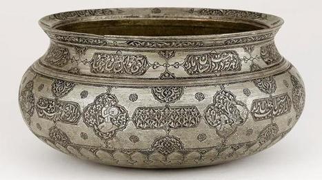 Looted bowl returned to Kabul museum | Museum & heritage news - Actualités & découvertes musées et patrimoine | Scoop.it