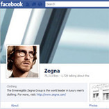 Zegna reinvents Facebook marketing through augmented reality ... | Augmented Reality & The Future of the Internet | Scoop.it