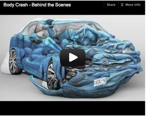 MAC South Australia shows everyone plays a part in road accidents in unusual safety campaign | Quest 1 - Tigerbite's OHS journey: Past, current & future | Scoop.it