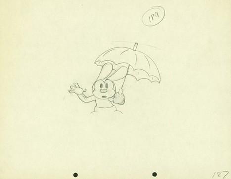 Dopo 40 anni torna alla luce il disegno più vecchio della Disney | DailyComics | Scoop.it
