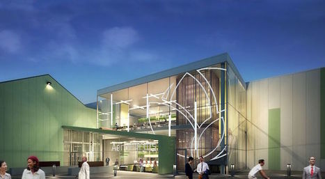 Converted Factory-Turned-Vertical Farm Will Grow 2 Million Pounds of Vegetables | Oil and Gas | Scoop.it