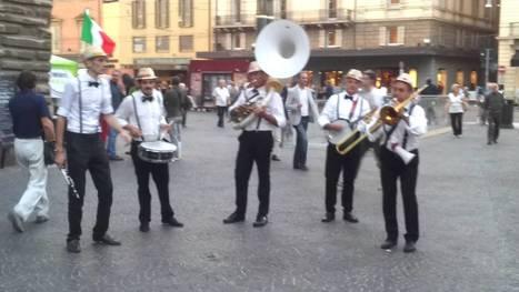 Bourbon Street Parade -Bologna La strade del Jazz - 21/09/2013- Street Dixieland Jazz Band | The music i love | Scoop.it