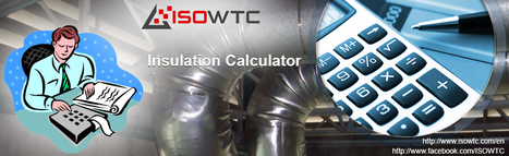 Get Online Insulation Calculator Software From ISOWTC Online Portal | Thermal Insulation Calculation | Scoop.it