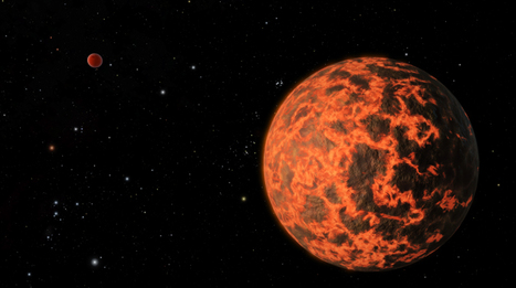 NASA May Have Found Lava Planet | Science Fiction Future | Scoop.it