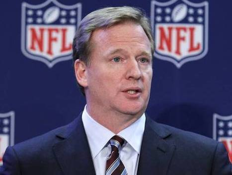 NFL Commissioner|Roger Goodell Says His Job Is Not On The Line | Sizzling Views | Scoop.it