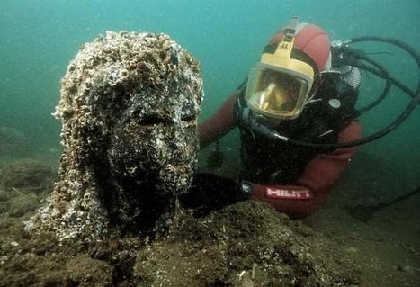 Heracleion - Ritrovata antica città egizia scomparsa sotto il mediterraneo da 1200 anni | LVDVS CHIRONIS 3.0 | Scoop.it