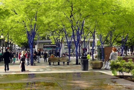 Blue trees | travelogue | Scoop.it