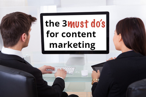 3 Essential Must Do's to Improve Your Content Marketing | How to build your email list | Scoop.it