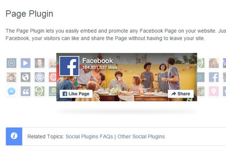 Replace your Facebook Page Plugin | Facebook for Business Marketing | Scoop.it