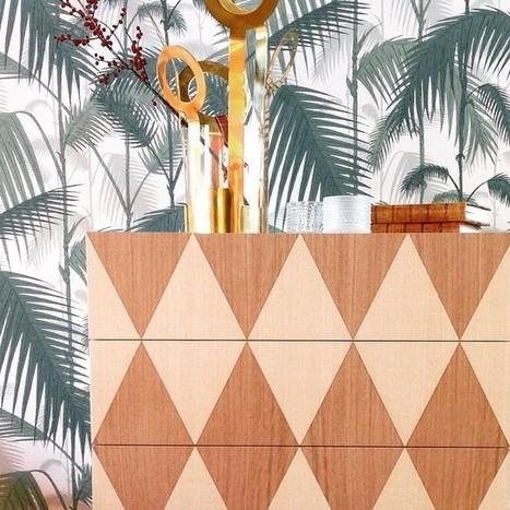 La Colorista - IdY Interiors Barcelona - Diseño de Color, Tendencias e Interiores en España.: TENDENCIAS DE COLOR, DISEÑO Y MATERIALES: INTERIORES 2015 (1). | Colour Trends - Tendències de Color. | Scoop.it