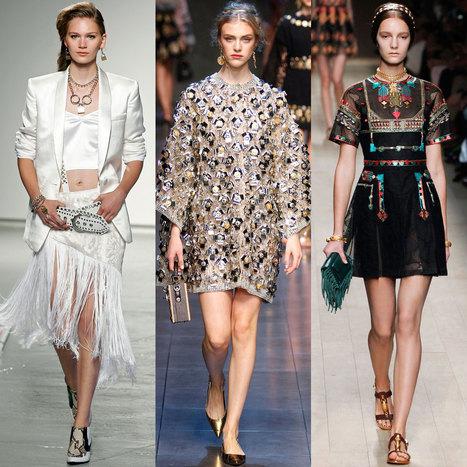 Runway Report: The Ultimate Wardrobe Updates | Ziehl Vintage Fashion | Scoop.it