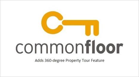 CommonFloor Adds 360-degree Virtual Tours of Properties | Real Estate Marketing | Scoop.it