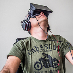 Oculus Rift Brings Virtual Reality to Verge of the Mainstream | MIT Technology Review | leapmind | Scoop.it