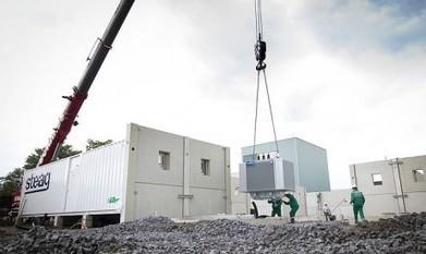 Allemagne : inauguration d'un des plus grands systèmes de stockage par batterie au monde - Les-SmartGrids.fr | Veille Technologique | Scoop.it