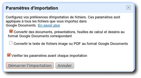 Comment stocker vos fichiers sur Google Documents | Time to Learn | Scoop.it